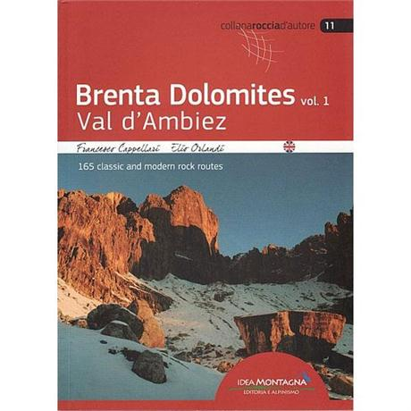Climbing Guide Book: Brenta Dolomites Vol 1 - Val d'Ambiez