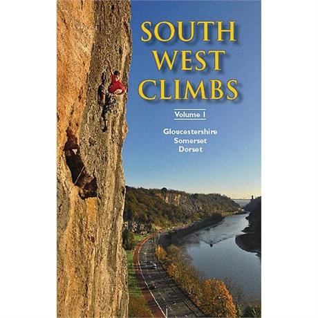 Climbing Guide Book: South West Climbs, Vol 1
