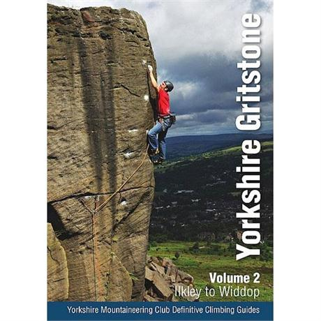 Climbing Guide Book: Yorkshire Gritstone - Volume 2 - Ilkley to Widdop