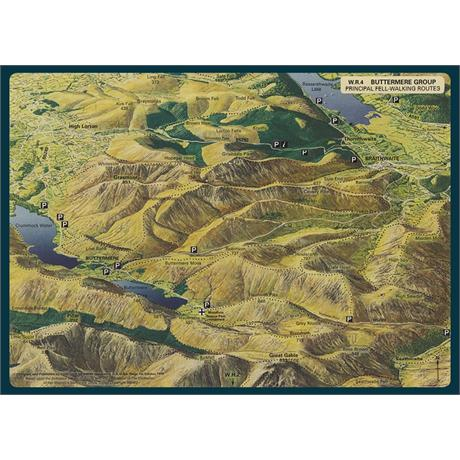 George Fisher - Abraham's Café Placemats - Mixed Pack of 4