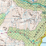 OS Landranger ACTIVE Map 56 Loch Lomond & Inveraray