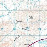 OS Landranger Map 09 Cape Wrath, Durness & Scourie