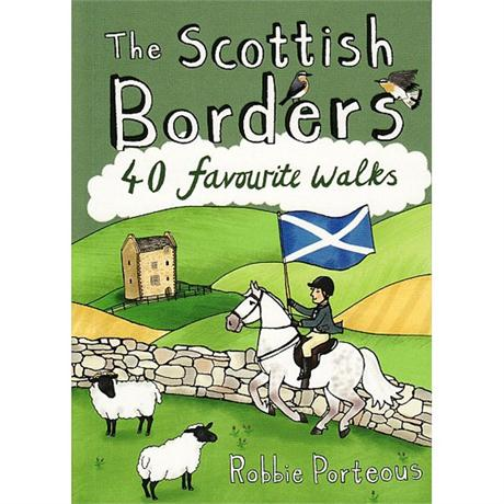 Pocket Mountains Guide Book: The Scottish Borders