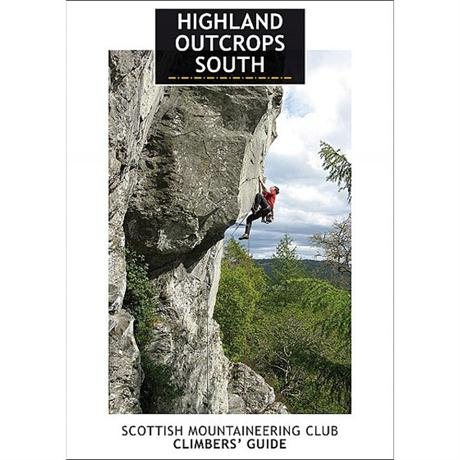 SMC Climbing Guide Book: Highland Outcrops South
