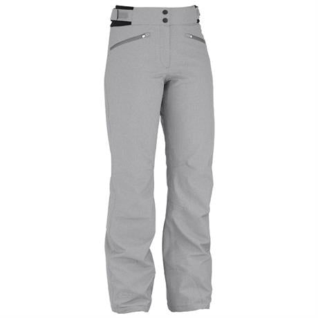 Eider SKI Pants Women's St Anton REGULAR Leg Trousers Grey
