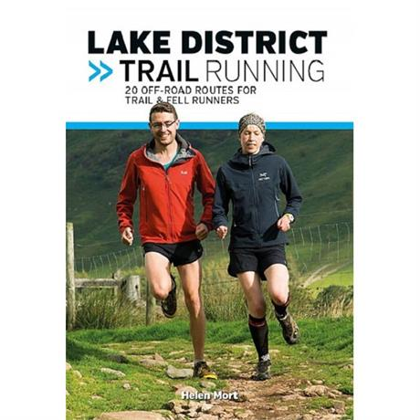 Book: Lake District Trail Running