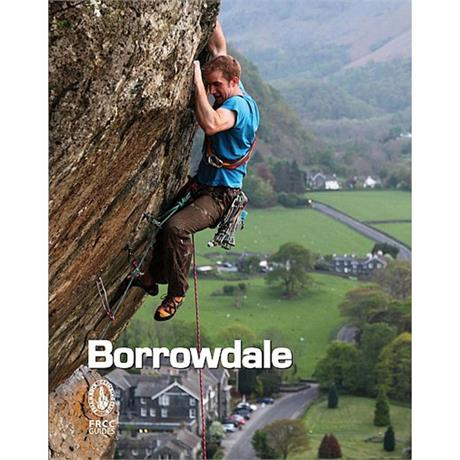 FRCC Climbing Guide Book: Borrowdale
