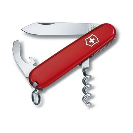 Victorinox Swiss Army Knife Waiter Red