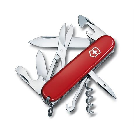 Victorinox Swiss Army Knife Climber Red