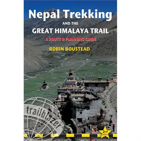 Trailblazer Guide Book: Nepal Trekking and The Great Himalaya Trail