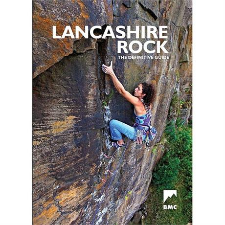 BMC Climbing Guide Book: Lancashire Rock