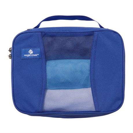 Eagle Creek Travel Luggage: Pack-It Original Cube SMALL Blue Sea