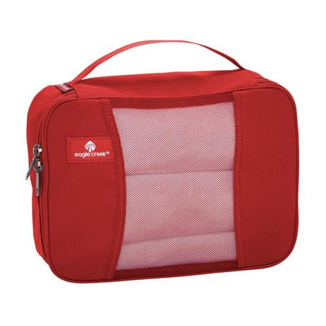 Eagle Creek Travel Luggage: Pack-It Original Cube SMALL Red Fire