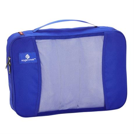 Eagle Creek Travel Luggage: Pack-It Original Cube MEDIUM Blue Sea
