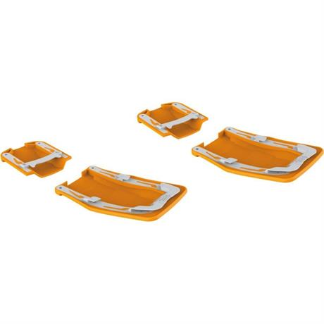 Petzl Spare/Accessory Crampons Antisnow Anti-Balling Plate for Vasak and Sarak