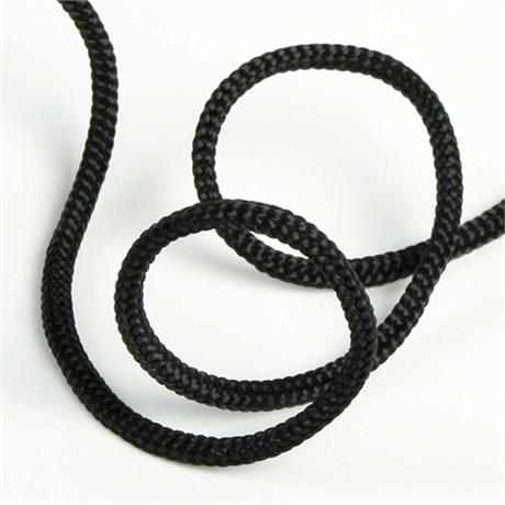 Edelweiss Ropes Accessory Cord 2mm Black