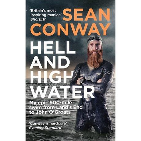 Book: Hell and High Water - Sean Conway