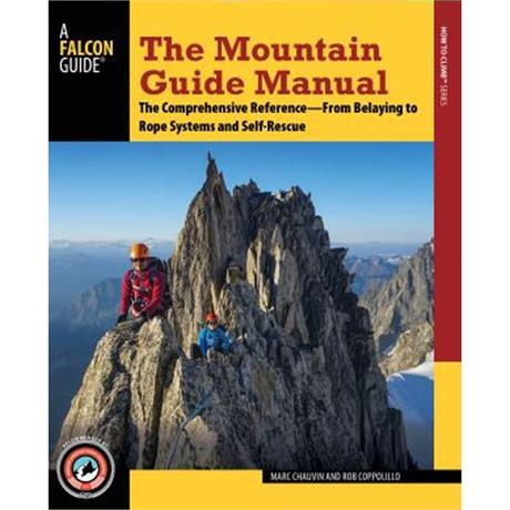 Book: The Mountain Guide Manual