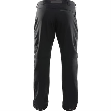 Haglofs SOFTSHELL Pant Men's Breccia SHORT Leg True Black