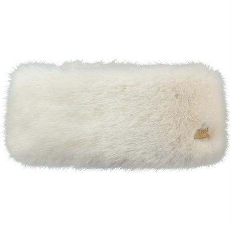 Barts Headband Women's Faux Fur White