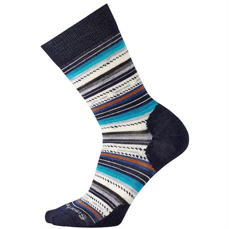 Smartwool Socks Women's Margarita Deep Navy Heather