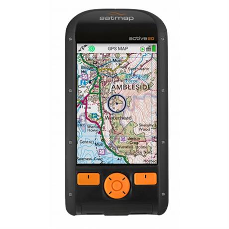 Satmap GPS Active 20 PLATINUM Edition
