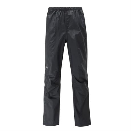 Rab WATERPROOF Overtrousers Men's Downpour LONG Leg Pants Black