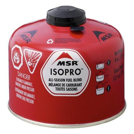 MSR IsoPro Gas Canister 450g (ONLY AVAILABLE IN-STORE)