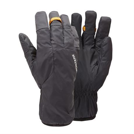 Montane Gloves Men's Vortex Black/Inca Gold