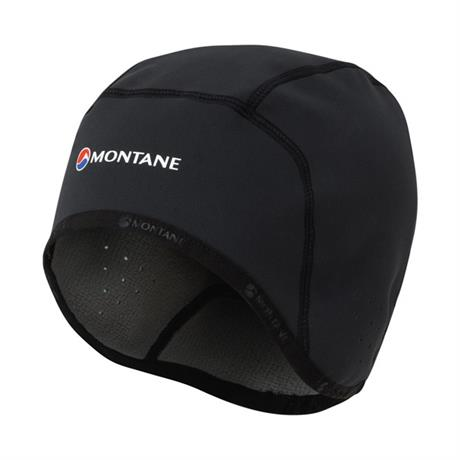 Montane Hat WINDPROOF Windjammer Alpine Beanie Black/Charcoal