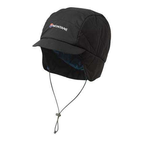 Unisex Montane Featherlite Mountain Cap - Black