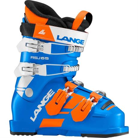 Lange Ski Boots Junior RSJ 65 Power Blue