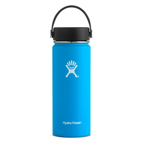 Hydro Flask HYDRATION 18oz / 0.5 L Wide Mouth Bottle Pacific