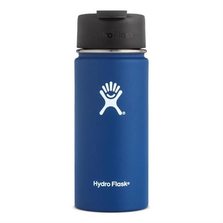 Hydro Flask 16oz / 0.45 L Wide Mouth Coffee Mug Cobalt