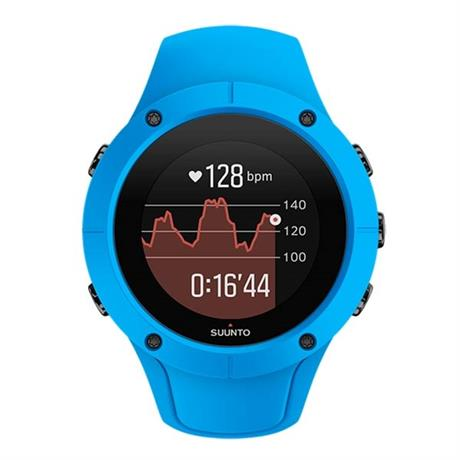 Suunto GPS Watch Spartan Trainer Wrist HR Blue