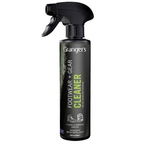 Granger's Boot & Clothing Care: Footwear + Gear Cleaner Pump 275 ml Spray