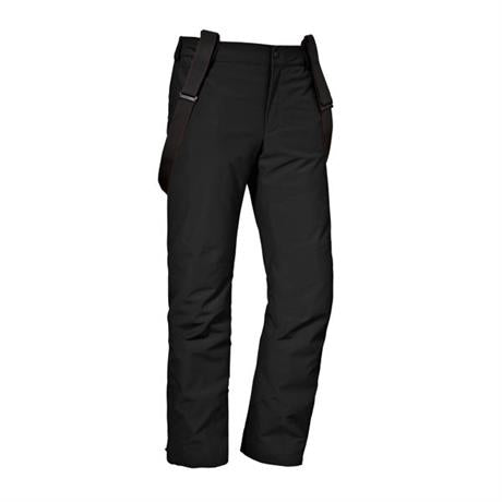 Schoffel SKI Pants Men's Bern1 LONG Leg Trousers Black
