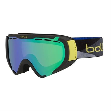 Bolle Ski Goggles Junior Explorer Matte Black/Emerald/2 Lens