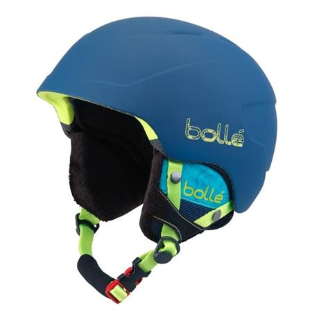 Bolle Ski Helmet Junior B-Lieve Soft Blue Spray 53-58cm