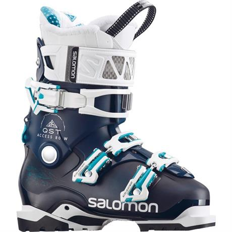 Salomon Ski Boots Women's QST Access 80 Petrol Blue