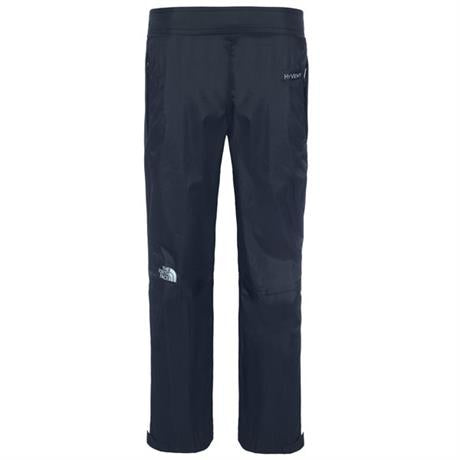 North Face WATERPROOF Overtrousers Youth's Resolve Pant Black/Reflective