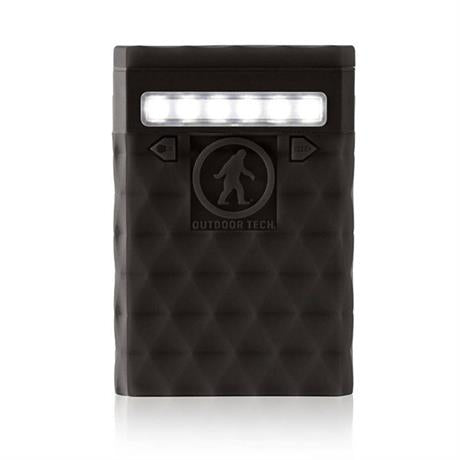 Outdoor Tech Kodiak Plus 2.0 Powerbank Black 10000 mAh