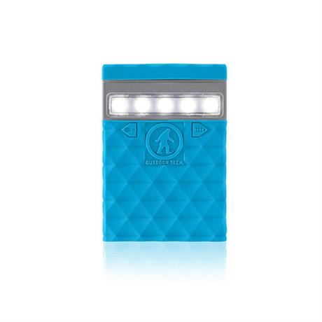 Outdoor Tech Kodiak Mini 2.0 Powerbank Blue 2600 mAh