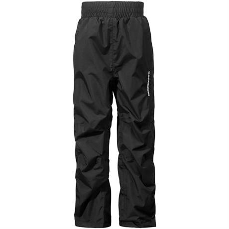 Didriksons WATERPROOF Overtrousers Kid's Nobi Pants 2 Black