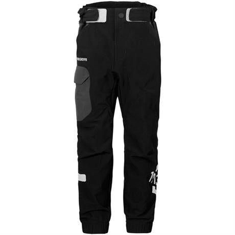 Didriksons WINDSHELL Pant Kid's Nissan Trousers Black