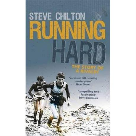 Book: Running Hard - Chilton - Paperback