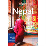 Lonely Planet Travel Guide Book: Nepal (10th Edition)
