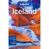 Lonely Planet Travel Guide Book: Iceland (10th Edition)