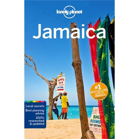 Lonely Planet Travel Guide Book: Jamaica (8th Edition)