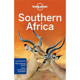 Lonely Planet Travel Guide Book: Southern Africa